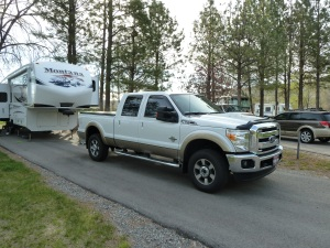 2012 F-350 Super Duty Crew Cab Short Bed