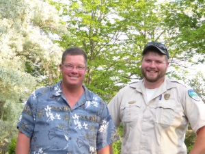 Randy and Chris